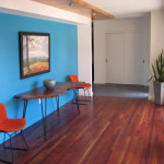 Blue Wall Painting Designs Images