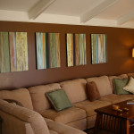 Brown Wall Paint For Living Room