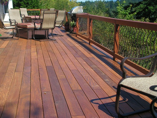 Camaru Wood Deck Use Your Home Decking Its Full Potential