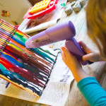 Canvas Art School Projects For Young Ones