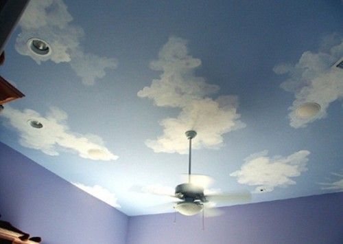 Ceiling Paint Color Ideas Other Than White
