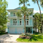 Choosing Exterior Home Color Tropical Creative Ways Find The