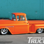 Classic Trucks Buyers Guide House Kolor Paint Job