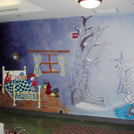 Comercial Decorative Wall Painting