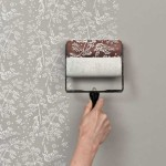Creative Painting Ideas And Patterned Paint Rollers From The Painted