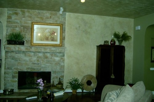 Custom Made Decorative Faux Paint Finishes