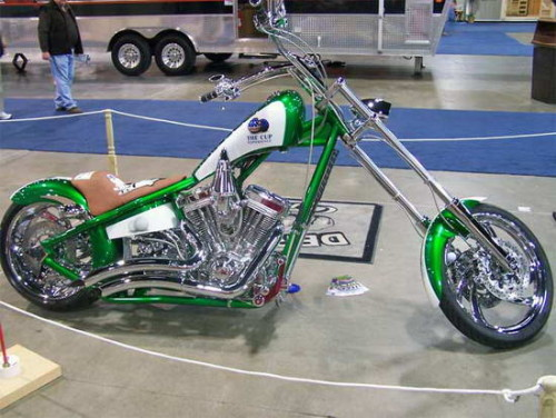 Custom Paint Jobs For Chopper Motorcycles