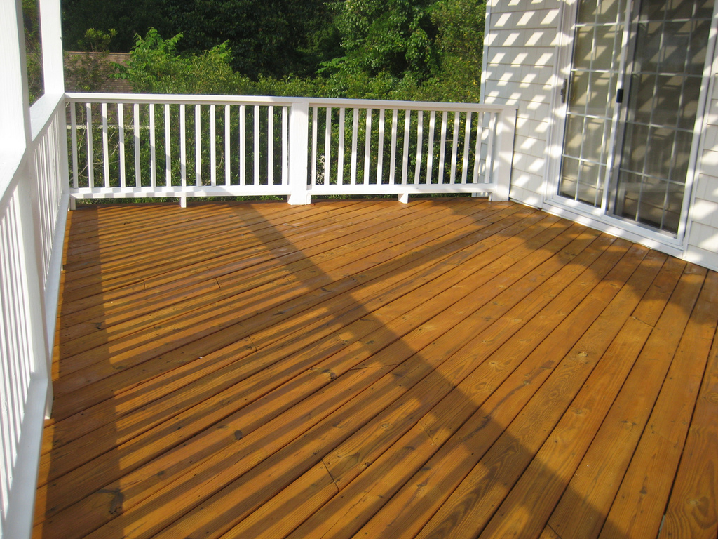 Deck Painting Wilmington