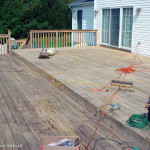 Deck Resurfacing Paint Removal
