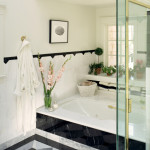 Decoration Ideas Cute Design And Good Looking Bathroom Painting
