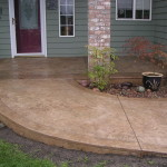 Decorative Concrete Work Paint