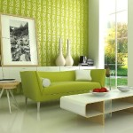 Decorative Wall Painting Green Techniques