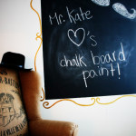 Diy Chalkboard Paint Picture Frame