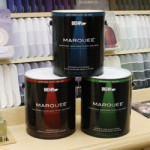 Exterior Latex Enamel That Contains Both Primer And Paint One