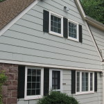 Exterior Paint Project Home Using Aura
