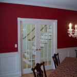 Finished Painted Rooms Custom High End Home