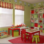 Fun And Creative Playroom Paint Ideas For Your