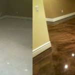 Gallery The Importance Painted Concrete Basement Floor