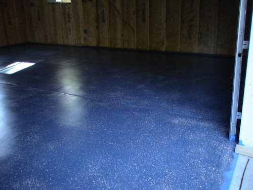 Getting Garage Floor Coated Something Retirement List