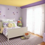 Girl Room Butterfly Painting Ideas Cute
