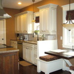 Glazed White Ideas For Painted Kitchen Cabinets