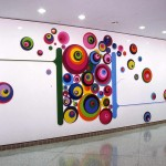 Going Wall Painting Wood Aluminum Credit