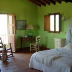 Green Paint For Small Bedroom
