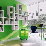 Green Wall Painting Designs Images