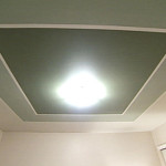 Half Day Designs Faux Vaulted Ceiling