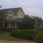 Here One Our Largest Exterior House Painting Projects Typical