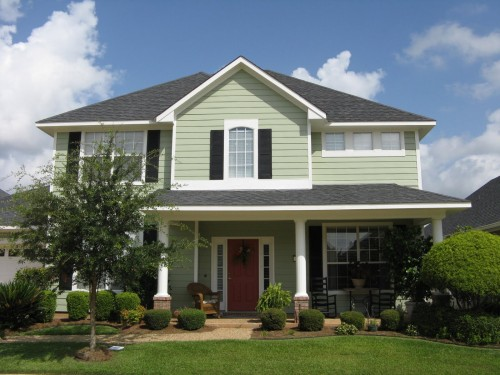 Home Exterior Paint Colors