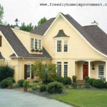 Home Exterior Wall Paint Color Scheme And Combination