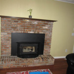 How Paint Brick Fireplace Painting Pictures