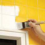 How Paint Ceramic Tiles