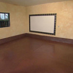 How Paint Concrete Garage Floor