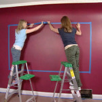 How Paint Decorative Wall Panel