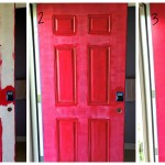 How Paint Door Red And Save Your Sanity Part Deux