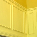 How Paint Wall Paneling