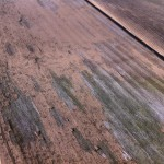 How Should Clean And Repaint Painted Wooden Deck