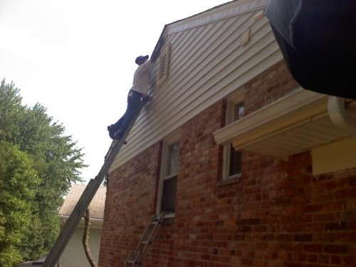 Inspect Clean Check Shingles Siding Sealant Paint