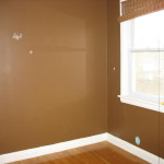 Kitchen Brown Wall Paint