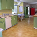 Kitchen Cabinets Painting Ideas The Right Paint Colors For Both
