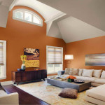 Living Room Paint Color Warm Design