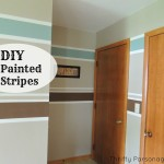 Love The Look Stripes Walls Can Horizontal
