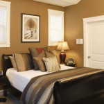 Luxurious Brown Bedroom Wall Paint Ideas