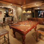 Man Caves From Rate Space