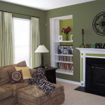 Marvelous Above Segment Painting Ideas For Living Room