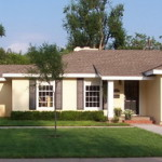 Meyerland Houston Exterior Painting House Did