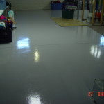 Paint Basement Floor