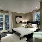 Paint Color For Small And Modern Room